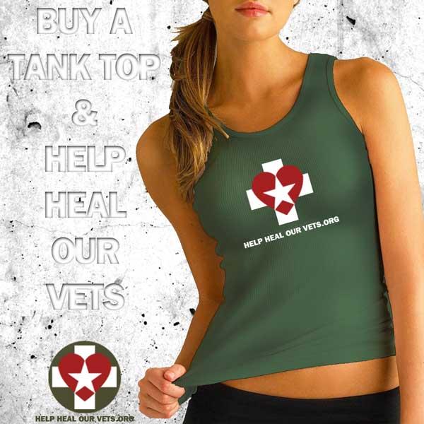 help heal our vets hoodie