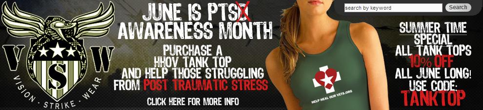 PTSD Month