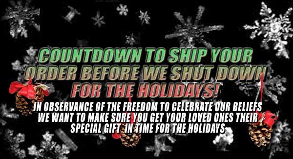 Military Christmas Countdown