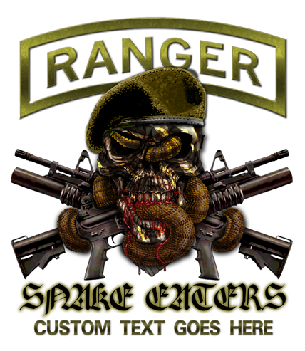 Army Ranger Military Shirts