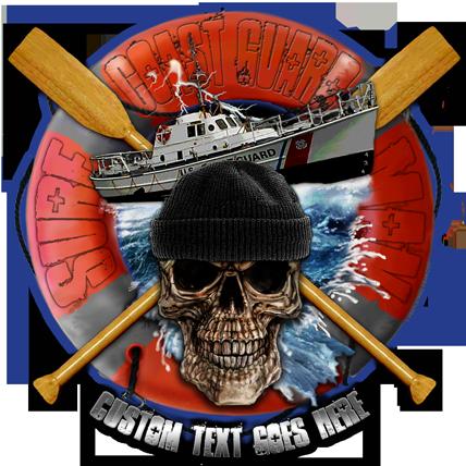 Coast Guard Semper Paratus Shirt