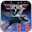 US Navy Top Gun Kids